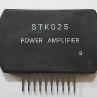 IC STK 025 STK025 ORIGINAL SOUND POWER AMPLIFIER