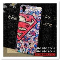 [HP] FOR OPPO F1 PLUS/R9, NEO 7/A33, NEO 9/A37 - HARD CASE 3D SUPERMAN
