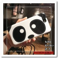 [HP] FOR IPHONE 6/6S, 6+/6S+ PLUS, IPHONE 7, 7 PLUS - STUNNING PANDA S