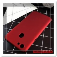 [HP] FOR OPPO F5/F5 YOUTH, F3, A71 - HARD CASE RED BLACK MATTE FELL FU