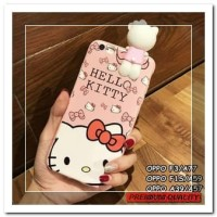 [HP] FOR OPPO F3, F1S/A59, A39/A57, F3 PLUS - HELLO KITTY WITH 3D FIGU