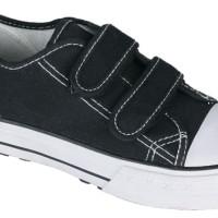 Sepatu Casual Anak Laki canvas hitam Catenzo Junior CJA 101 murah ori 8cfc2a1a1e