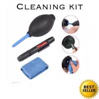 Cleaning Kit set Kamera Mirrorless Slr Gopro Fujifilm Canon Nikon Sony