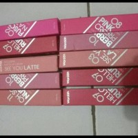 Harga Wardah Exclusive Matte Lip Cream Travelbon.com