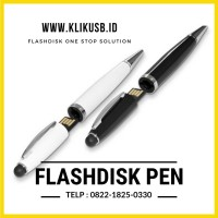USB Flashdisk Pen Promosi Pulpen - Flashdisk Pen Pulpen Promosi Custom