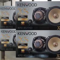 Harga kenwood kfc xs1703 hires speaker split 6 super tweeter kfc xs | Pembandingharga.com