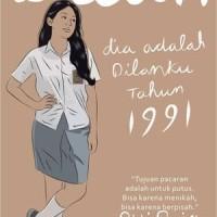 Baru- Novel Remaja Cinta Dilan 2 | Original, Baru, Murah