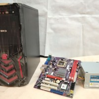 Komputer Cpu Rakitan Mb.G41 Ddr3 + Core 2 Duo E7300 2,6G 2nd