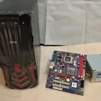 Komputer Cpu Rakitan Mb.G31 Ddr2 + Core 2 Duo E7300 2,6G 2nd