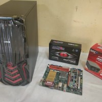 Komputer Rakitan CPU GAMER/DESIGN Mb.G41 Ddr3 + Core 2 Duo E8400 3.0G