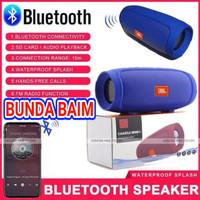 SPEAKER BLUETOOTH JBL CHARGE 3 J007 / AUDIO SOUND PORTABLE WIRELESS