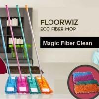 Dijual Sapu Alat Pel Lantai Magic Fiber Microfiber Clean Lap F Murah