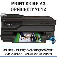 Printer A3 HP OfficeJet OJ 7612 Wide Format e-All-in-One OJ7612