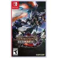 Switch Monster Hunter Generations Ultimate (USA/English)