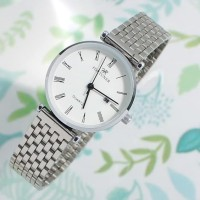 jam tangan wanita ori anti air analog mirage ripcurl rolex alba 11