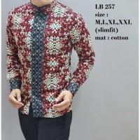 Daftar Harga Baju Couple Batik Modern Lengan Panjang 2018-2019 ... 726b5654bf