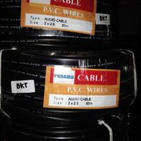 Kabel serabut NYYHY 2x2.5 roll an