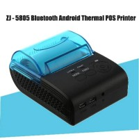 Printer Bluetooth Android Thermal ZJ 5805