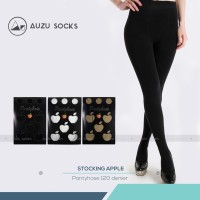 Stocking pantyhose apple / apple 120 denier Stocking celana hitam