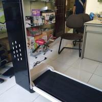 Alat Fitness Treadmilk Elektrik Portable New