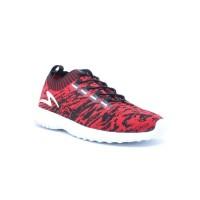 Sepatu Running Specs Overture Red (original)