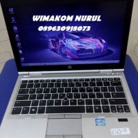 Laptop Second HP 2570p Core i7-3220 Ram 4Gb 320Gb Layar 12inch