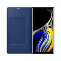 ORIGINAL Samsung Galaxy Note 9 LED View Cover Case - Blue