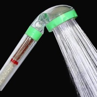 Kepala Shower Filter Aerator 4in1 Mineral Ion Pressure Shower Head SPA