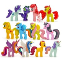 FG52 Figure Set isi 12 My Little Pony medium