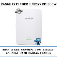 Jual Wifi Extender Linksys di DKI Jakarta - Harga Terbaru