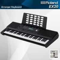 Keyboard Roland EX20 / EX 20 / E X20 Garansi Resmi 1 tahun