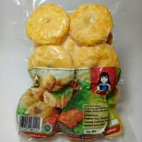 Donut Ikan Gigit Food 10pcs/ Frozen food/ Cemilan/ Seafood