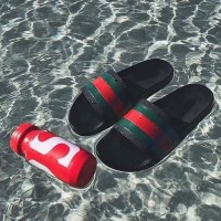 BEST Gucci Sandals Rubber Slides Premium Original sepatu adidas