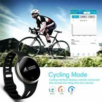 Jam Tangan Pintar Excelvan E07 Smartwatch Bluetooth Anti Air Untuk A