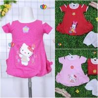 Pakaian Bayi Perempuan Baju & Sepatu Setelan Avisa 6-18 Bulan AHB2571