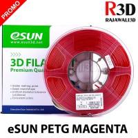 eSUN Filamen 3D Printer Filament PETG Magenta 1.75 mm 1.0 kg