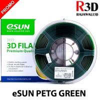 eSUN Filamen 3D Printer Filament PETG Green 1.75 mm 1.0 kg