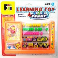 sempoa learning toy sipoa dekak dekak abacus counting frame suanpan