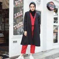 basicly cardigan wanita / cardigan muslim / grosir baju hijab bandung