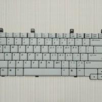 Keyboard Laptop HP Compaq Presario V4000 Pavilion DV4000 Putih White