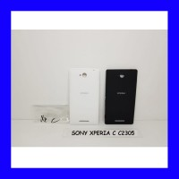 Sony Xperia C C2305 - Back Door Cover Casing Tutup HP