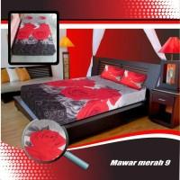 Sprei Resleting Murah Motif Bunga Super King Bed Uk 200x200