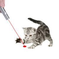 Mainan Kucing Laser Interaktif