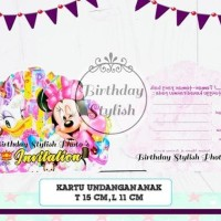 Harga Kartu Undangan Ulang Tahun Hargano.com