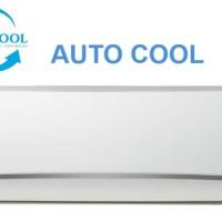 AC PANASONIC PN 12 TKJ 1 1/2 PK standart eco smart + pemasangan