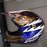 Helm Cross INK Moto X seri 3