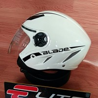 Helm AGV Blade solid White