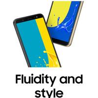 Samsung Galaxy J8 3/32 SEIN black and gold