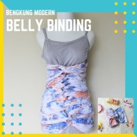 Bengkung Modern Belly Binding - JUMBO