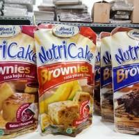 NutriCake Brownies 240gram